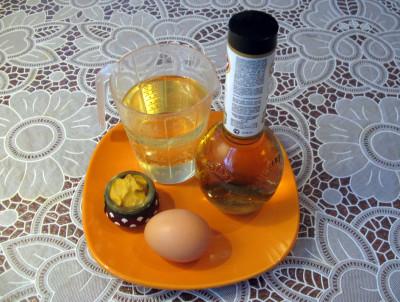 Фото продуктов для домашнего майонеза