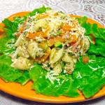 Рецепты салата с тунцом