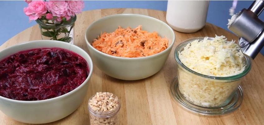 Салат с фасолью (более 100 рецептов с фото) - рецепты с ...