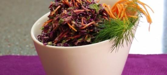 Рецепты из краснокочанной капусты в мультиварке