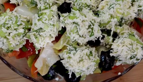 Праздничные рецепты салатов с поэтапным фото без регистрации