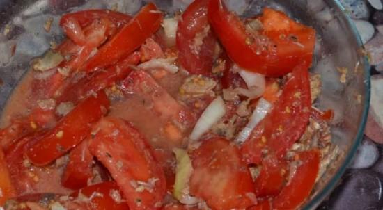 рецепты салатов без майонеза с тунцом