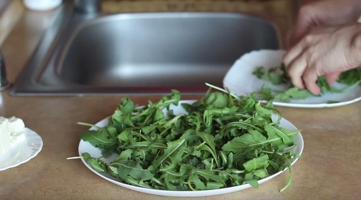 салат арбуз с курицей пошаговый рецепт