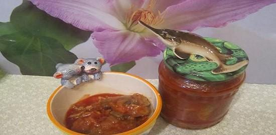 Консервированная рыбка в томатном соусе