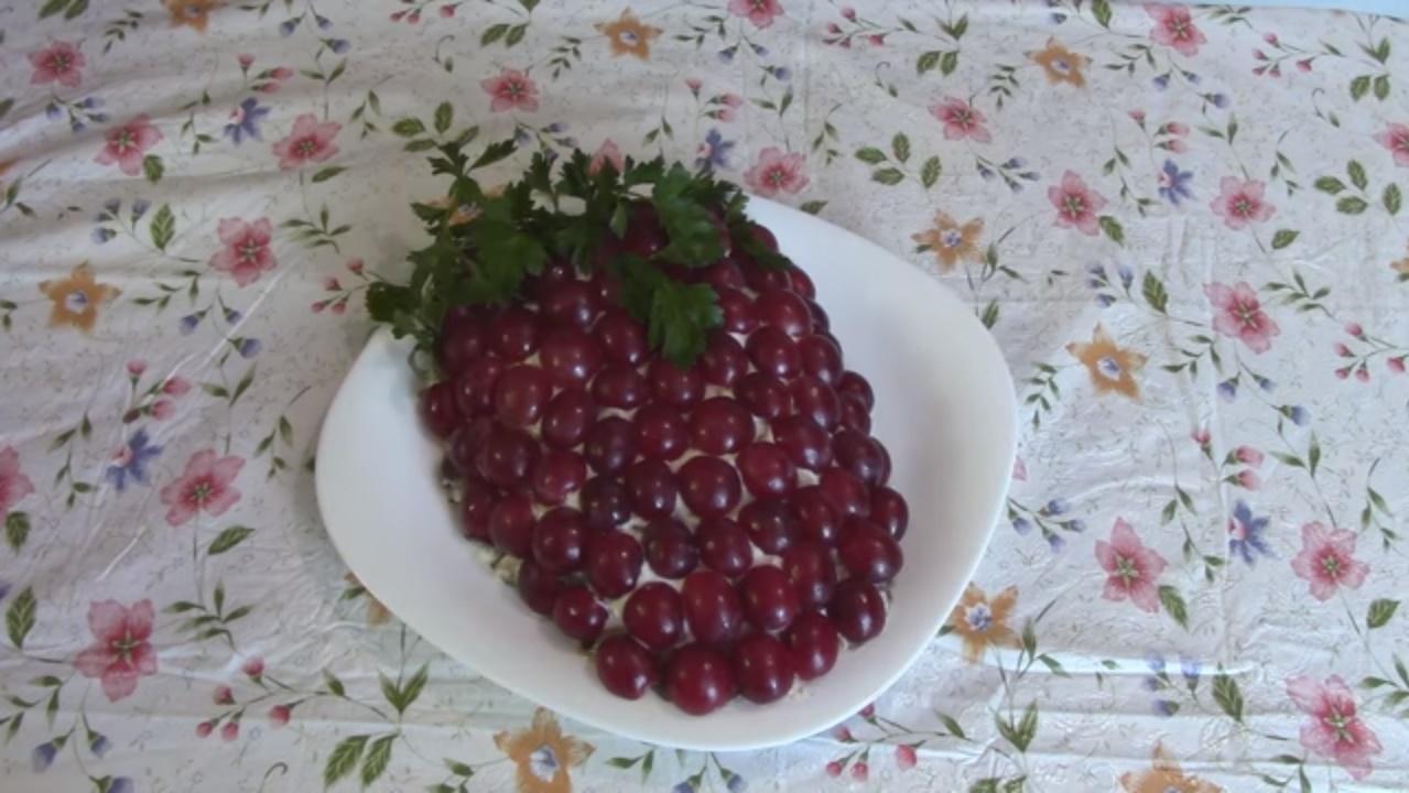 рецепты салатов с зеленью без майонеза