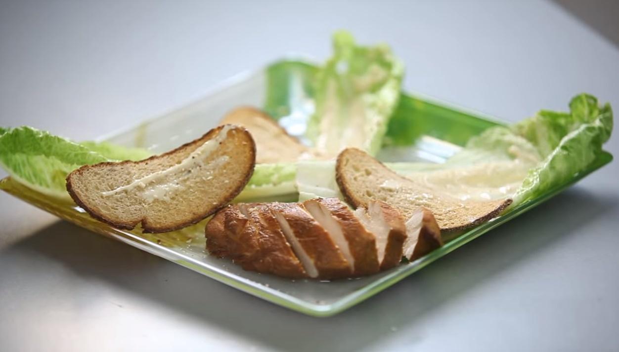 рецепты салатов с копчёной курицей с фото