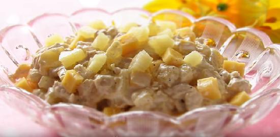 рецепты салатов здорового питания с фото