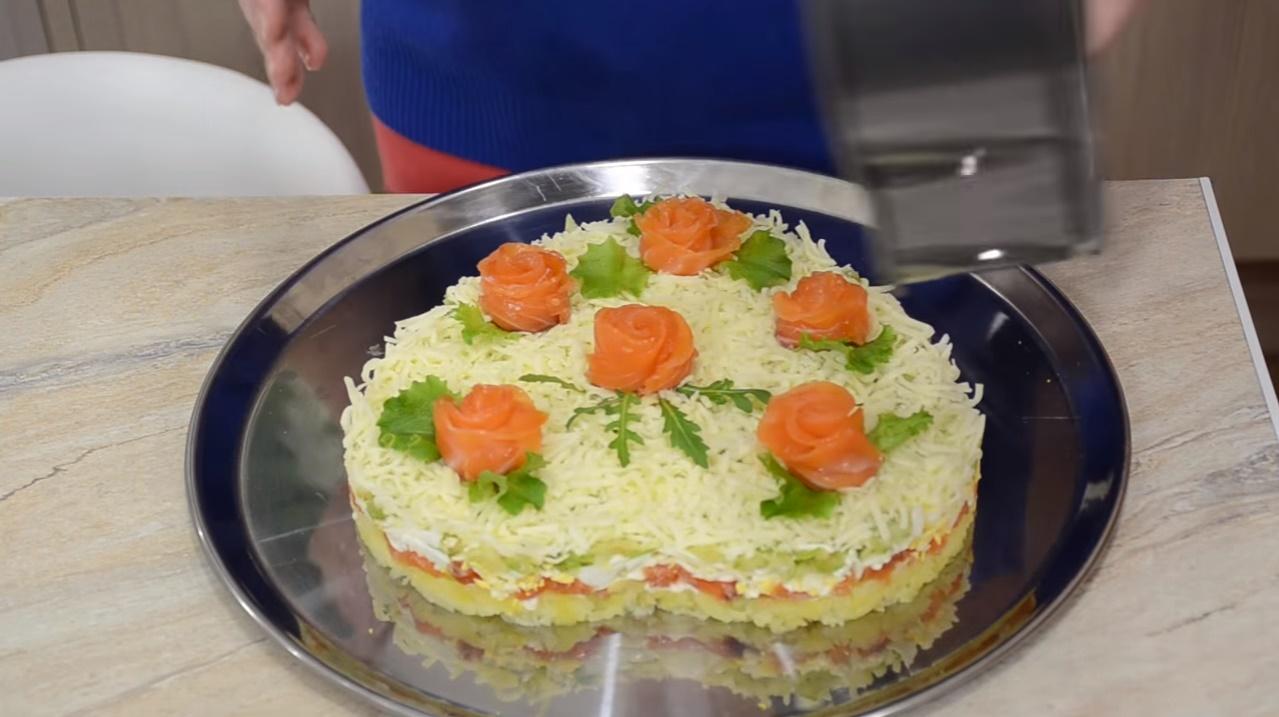 Торт медовый Ангарский  кулинарный рецепт